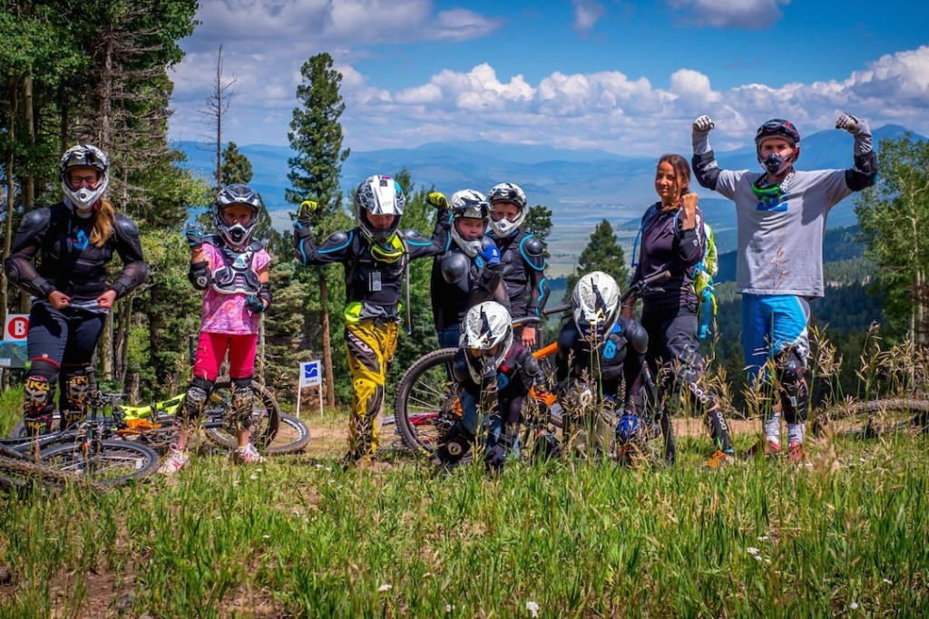 Kids Downhill Bike Clinic