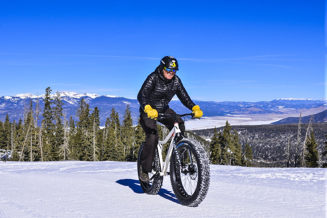 Fat Tire Biking at Summit