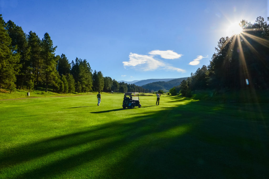 Golf at Angel Fire Resort Golf Course