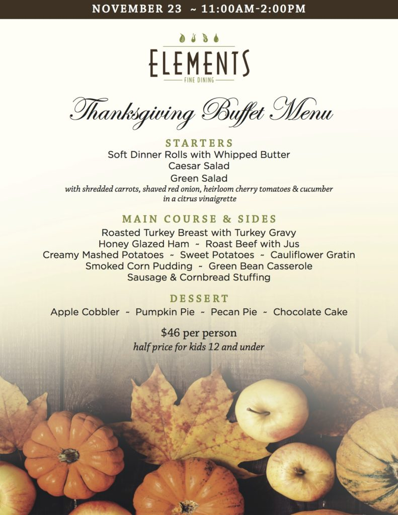 Elements_ThanksgivingMenu
