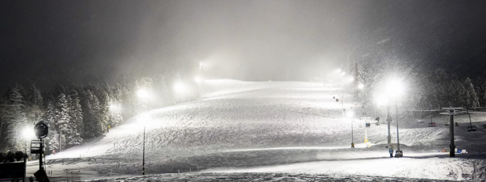 New Mexico's Only Night Skiing